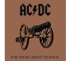 AC/DC - For Those About to Rock We Salute You / LP
