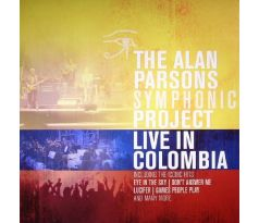 ALAN PARSONS PROJECT - Live in Colombia / 3LP