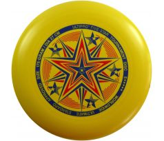 ULTIPRO Five-Star Yellow (ultimate frisbee)