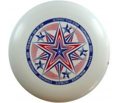 ULTIPRO Five-Star White (ultimate frisbee)