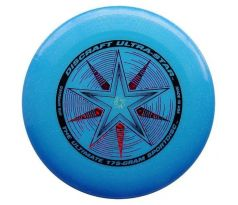 DISCRAFT Ultra-Star Blue-Sparkle (ultimate frisbee)