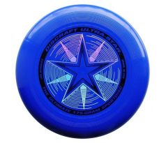 DISCRAFT Ultra-Star Blue (ultimate frisbee)